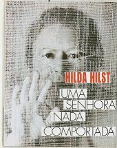 uma homenagem a escritora brasileira Hilda Hilst
