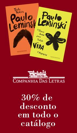 Todos os livros da Editora Companhia das Letraas com desconto de 30% na melhor livraria de São Paulo