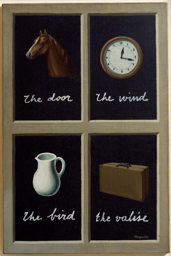 René Magritte. La clef des songes