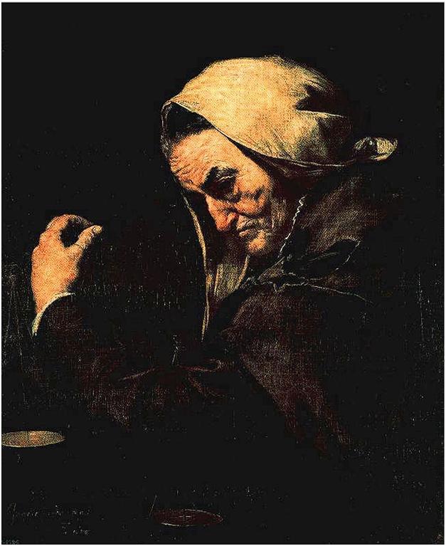 pintura de José de Ribera