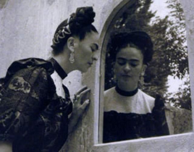 fotografia de Frida Kahlo