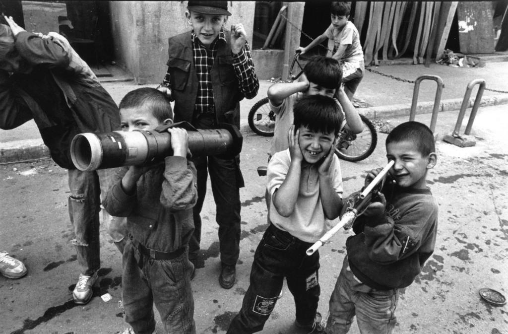 fotografia de Teun Voeten [Bosnia,1993]
