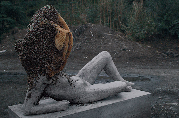 """Untitled"", obra de Pierre Huyghe"