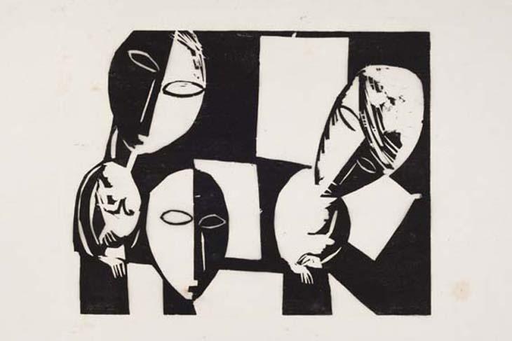 gravura de Lasar Segall