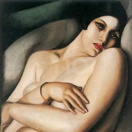 Pintura de Tamara de Lempicka