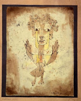 Paul Klee, 'Angelus Novus'